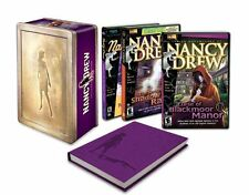 Nancy Drew Collector's Edition Fan Favorites PC New Sealed in Tin 3 Titles