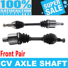 Front 2x CV Axle for BUICK LESABRE LUCERNE RIVIERA Naturally Aspirated V6 3.8L