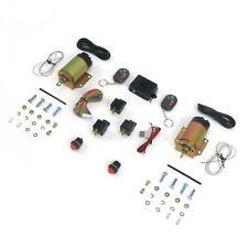 4 Function 50 Lbs Remote Shaved Door Popper Kit SVPRO54 hot rod