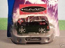 Hot Wheels ~ Hot Tunerz~2002 Cadillac Escalade ~KMC~Blk