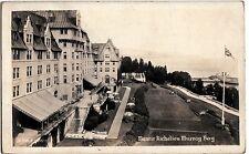 1941 MURRAY BAY Quebec Canada Real photo RPPC Postcard MANOIR RICHELIEU