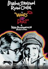 What's Up Doc? DVD (Pal, 2005) Free Post
