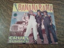 45 tours bananarama cruel summer