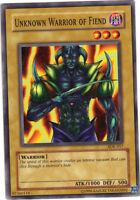 Konami Yu-Gi-Oh! n° 97360116 - Unknown Warrior of Fiend - SDK-017