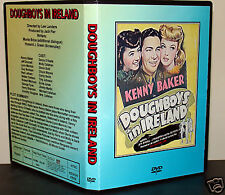 DOUGHBOYS IN IRELAND - DVDKenny Baker, Robert Mitchum
