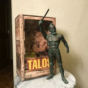 X-Plus Talos Jason and the Argonauts Statue Figure Model Ray Harryhausen Film