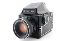 """EXC+5"" Mamiya M645 Medium Format Body + Sekor C 80mm f/2.8 Lens From Japan 8540"