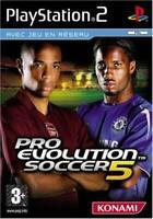 PES 5 Platinum Pro Evolution soccer console PS2 Playstation, jeu vendu en loose