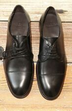 $130 Massimo Dutti Shoes in Black Size 10 Leather Made in Portugal