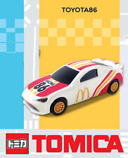 Exclusive McDonald Tomica Toyota AE86 NEW