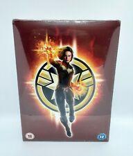 Captain Marvel (ZAVVI) Exclusive Collector's 3D Steelbook(Ltd Ed) ***HTF***