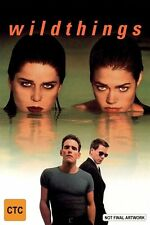 Wild Things (1997) Kevin Bacon, Denise Richards - NEW DVD - Region 4