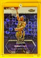 Topps Finest Kobe Bryant Los Angeles Lakers Jersey One Hand Thunder Dunk Rare 🔥