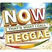 Now That's What I Call Reggae - Various Artists Audio CD