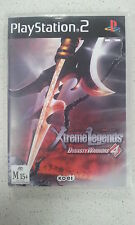 dynasty warriors 4 xtreme legends PS2
