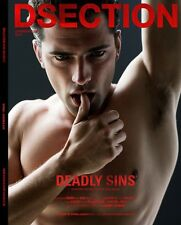 Dsection Magazine Sean O'Pry Cover 3 NEW