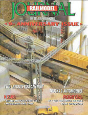 Railmodel Journal June 97 Oil Dealer EMD SD9 SP Soo Line F7A B&M Coach CNW UP