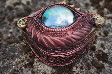 Bleu Violet Collection Mignon Bébé Dragon l/'éclosion de l/'œuf décoratif ornement