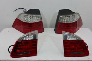 BMW 5 series touring e61 Lci Rear tail Lights complete set