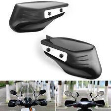 "Universal 8/10mm Bolt Motor 7/8"" Handlebar Hand Guard Protector Cover Black BS3"