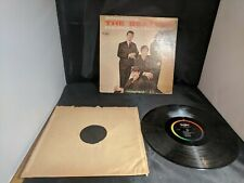 Introducing...The Beatles 1964 Mono LP Oval Vee Jay Label  RARE
