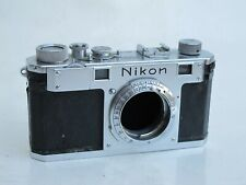 "Nikon RF rangefinder S camera body only CHEAP ""LQQK"""