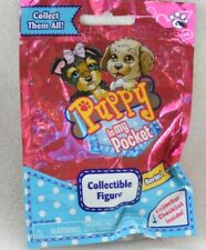 Puppy in My Pocket *NEW* Single Puppy Mystery Blind Bag Series 1 HTF