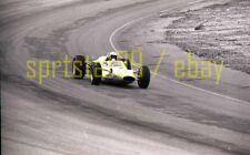 Bobby Unser #54 @ 1965 USAC Bobby Ball Memorial PIR - Vintage Race Negative