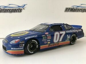 VERY RARE * 2002 ASA  #07 KYLE BUSCH * JR's GARAGE * ROUSH RACING * BLUE VERSION