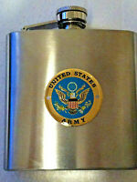 US Army Hip Pocket Liqour Flask