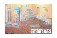 Fujimi 111049 1/24 Garage & Tools Antique Garage