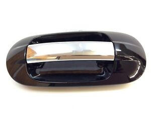 07-17 Lincoln Navigator Ford Expedition Left Rear outside chrome Door Handle OEM