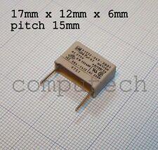 Condensatore 47nF 0,047uF 275V ac MKT/SH x 2 40/100/56 ERO ROEDERSTEIN F1772