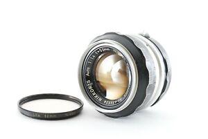 【Exc+++】Nikon Nippon Kogaku Non-Ai NIKKOR-S Auto 50mm f1.4 MF Prime Japan 785880