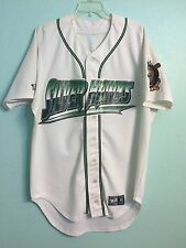 1998 South Bend (Indiana) Silver Hawks Game Used Minor League Jersey