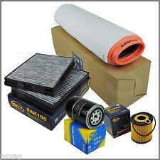 NEU Inspektionspaket Filterset Filterpaket BMW 5er E39 530d 184PS 08/98 - 03/00