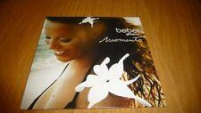 BEBEL GILBERTO MOMENTO PROMO CD ALBUM MINT