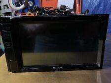 Kenwood DVD And  CD Receiver With Bluetooth