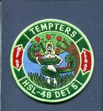 HSL-48 VIPERS DET 5 1992 FFG 42 US NAVY Helicopter Squadron Cruise Patch