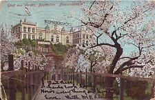 Germany AK Werder a. d. Havel - Baumblute Bismarckhohe 1907 postcard