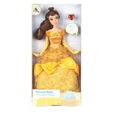 Disney Princess Belle Classic Doll with Ring New 3+