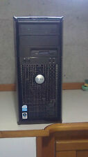 Computer Tower Dell 760 processore dual core E5200 ram 4 gb Hd 160 gb