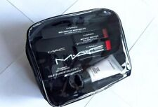 MAC PVC MAC MAKEUP BAG - 16 CM X 18 CM - New - Bag Only No Make Up