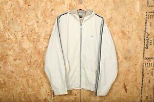 Nike Lightweight Anorak Windbreaker Retro Vintage Jacket L  Oi Polloi