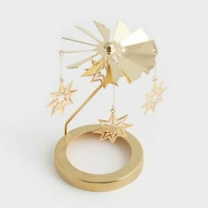 AVON Star Candle Spinning Topper. New Christmas Gift