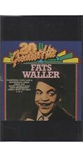 Fats Waller 20 Greatest Hits ~ Jazz ~ Swing Era ~ Cassette ~ Good