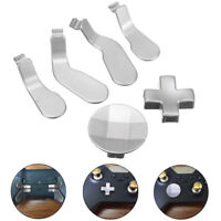 FP- AU_ HK- KF_ Replacement Metal Controller Buttons Paddles Mod Kits for Xbox O