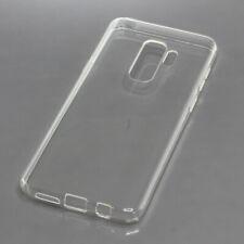 Silicon Case TPU Hülle Schutz für Samsung Galaxy S9 Plus - voll transparent