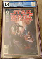 STAR WARS: HEIR TO THE EMPIRE #5 CGC 9.6 THRAWN NM (1996) DARK HORSE COMICS