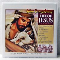NEW Life of Jesus Your Story Hour Audio CD Drama 28 Stories Kids Album Bible